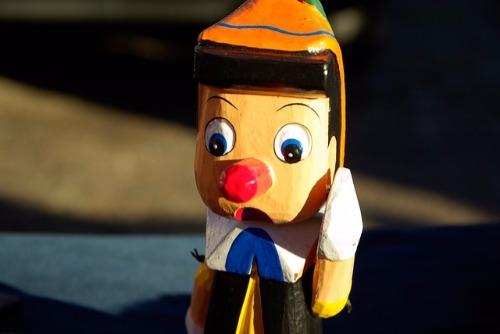 Pinocchio pinokkio